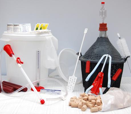 startpakket-wijn-maken