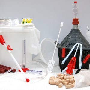 startset wijn maken