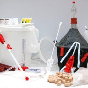 Startpakket wijn maken